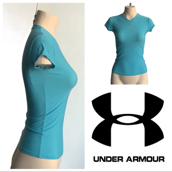 Under Armour Small Compression Top, Fitted T Shirt